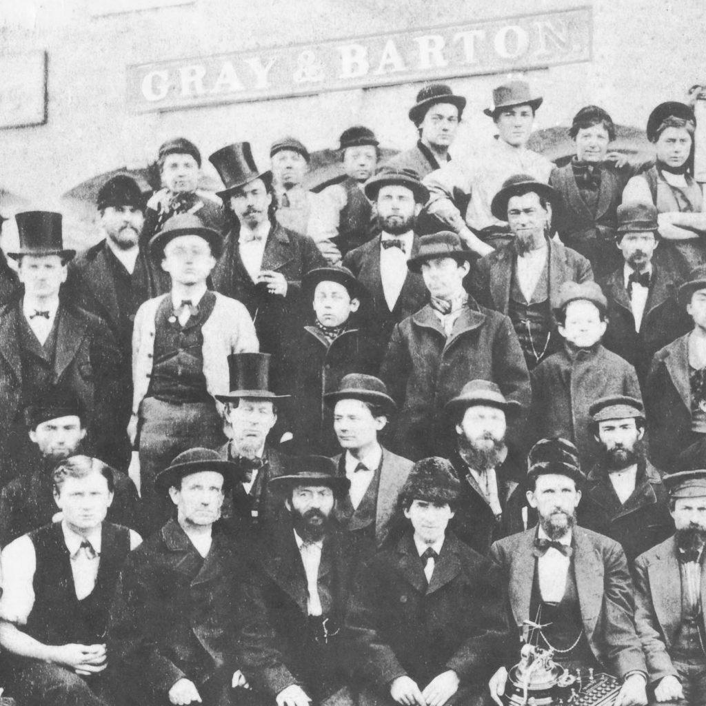 Gray & Barton